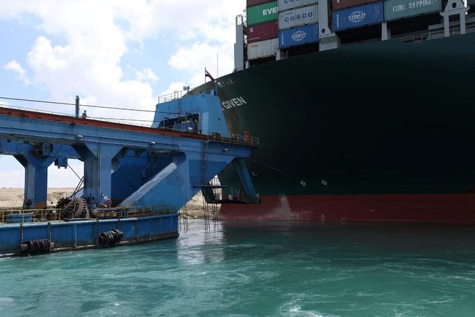 Lời cảnh báo từ kênh đào Suez - Ảnh 2.