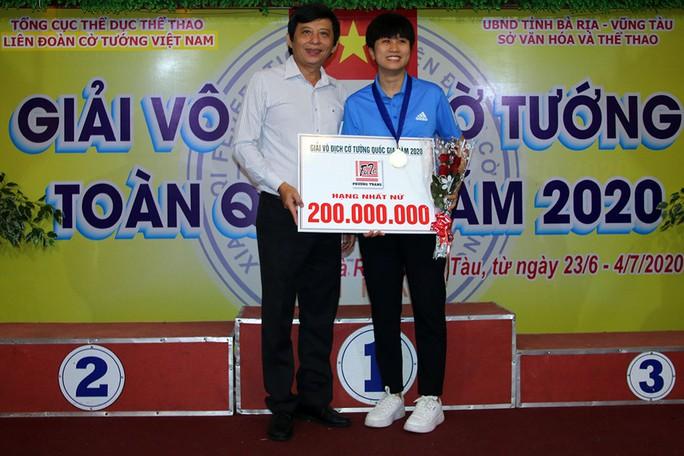Nóng bỏng cờ tướng Việt: Quán quân nhận tiền thưởng kỷ lục - Ảnh 1.