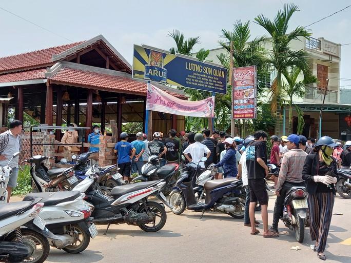 Án mạng kinh hoàng ở Quảng Nam: Chết oan vì đóng giả người yêu - Ảnh 1.