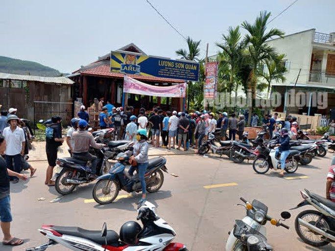 Tin với nhất về vụ án mạng kinh hoàng ở Quảng Nam - Ảnh 2.
