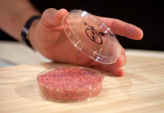 Thịt nhân tạo: Xu thế của tương lai - Ảnh 1.