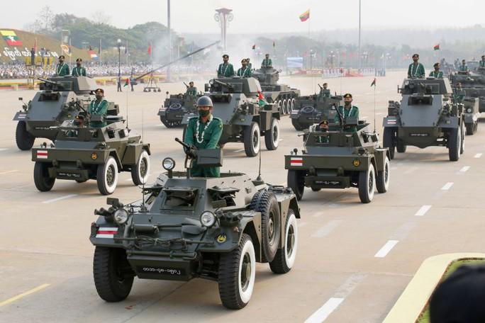 Myanmar: Hơn 100 người thiệt mạng một ngày, tướng lĩnh thế giới lên tiếng - Ảnh 3.