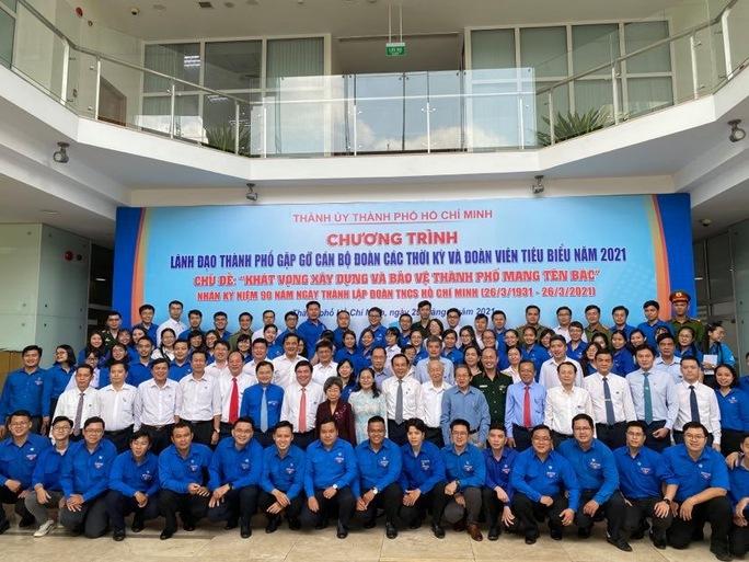 Bí thư Nguyễn Văn Nên muốn tuổi trẻ TP HCM khởi nghiệp mạnh mẽ hơn - Ảnh 2.