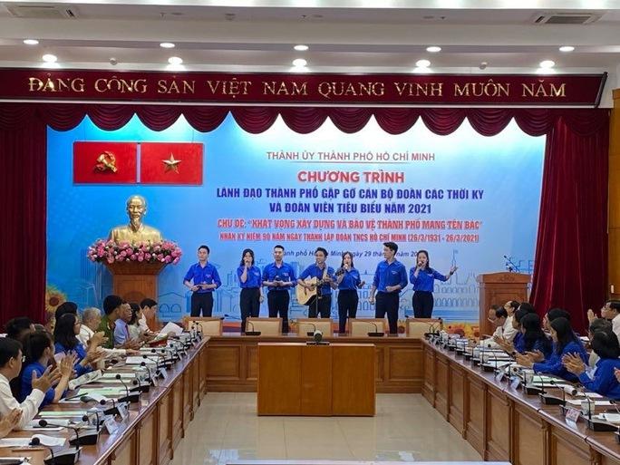 Bí thư Nguyễn Văn Nên muốn tuổi trẻ TP HCM khởi nghiệp mạnh mẽ hơn - Ảnh 5.