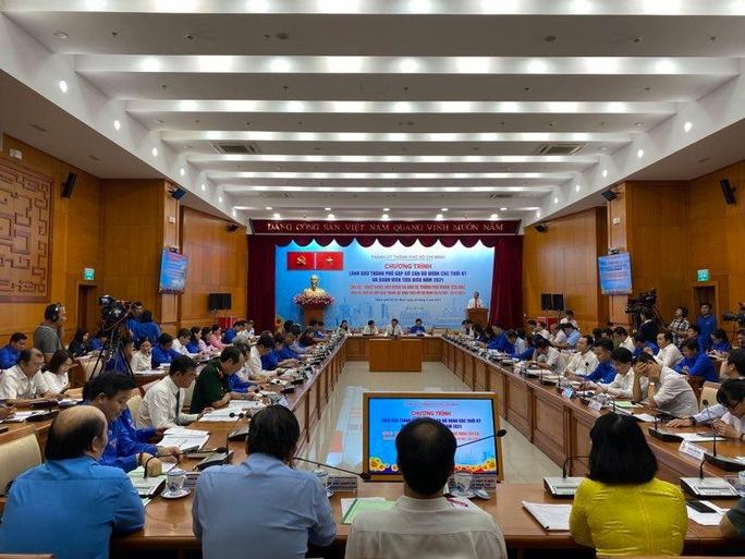 Bí thư Nguyễn Văn Nên muốn tuổi trẻ TP HCM khởi nghiệp mạnh mẽ hơn - Ảnh 6.