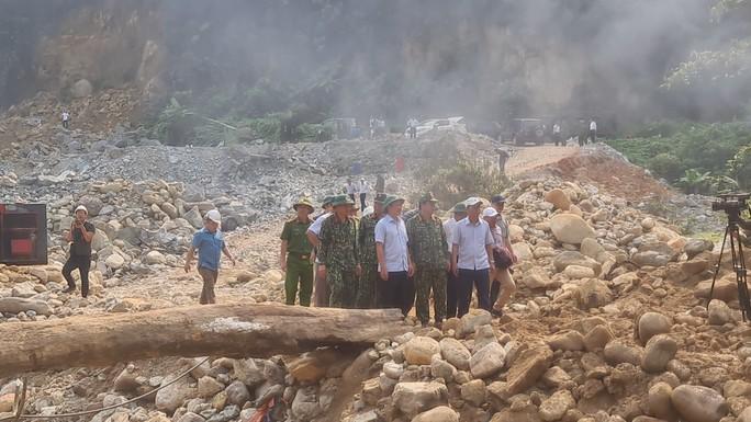 Chỉ đạo mới của Bí thư Tỉnh ủy Thừa Thiên - Huế về tìm kiếm  công nhân Rào Trăng còn mất tích - Ảnh 1.