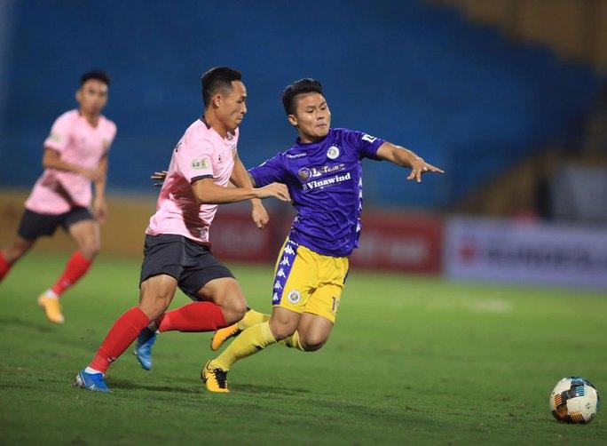 Hà Nội FC thoát thua ở phút 90 - Ảnh 3.