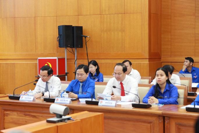 Bí thư Nguyễn Văn Nên muốn tuổi trẻ TP HCM khởi nghiệp mạnh mẽ hơn - Ảnh 7.