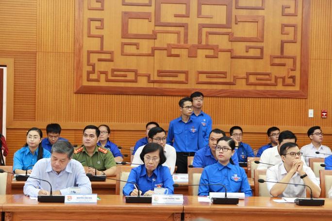 Bí thư Nguyễn Văn Nên muốn tuổi trẻ TP HCM khởi nghiệp mạnh mẽ hơn - Ảnh 8.