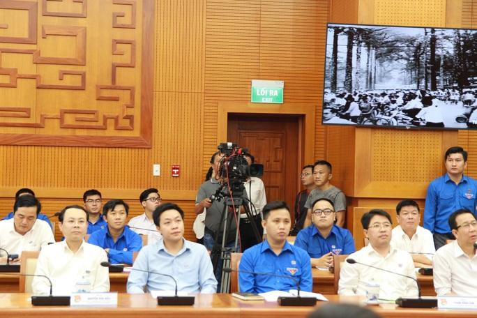 Bí thư Nguyễn Văn Nên muốn tuổi trẻ TP HCM khởi nghiệp mạnh mẽ hơn - Ảnh 9.