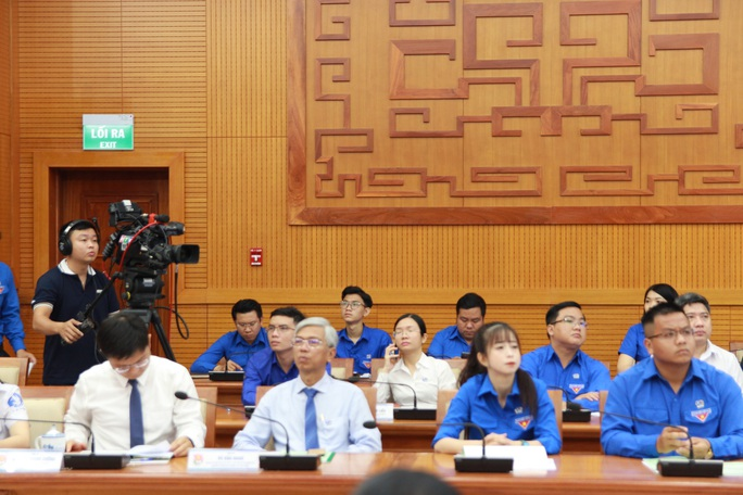 Bí thư Nguyễn Văn Nên muốn tuổi trẻ TP HCM khởi nghiệp mạnh mẽ hơn - Ảnh 11.