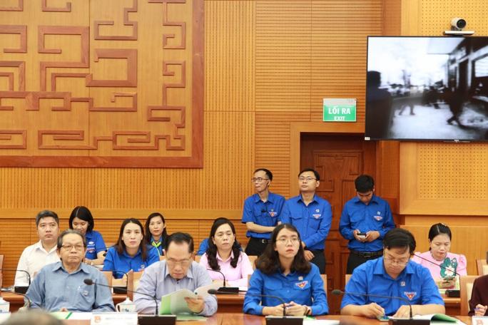 Bí thư Nguyễn Văn Nên muốn tuổi trẻ TP HCM khởi nghiệp mạnh mẽ hơn - Ảnh 12.