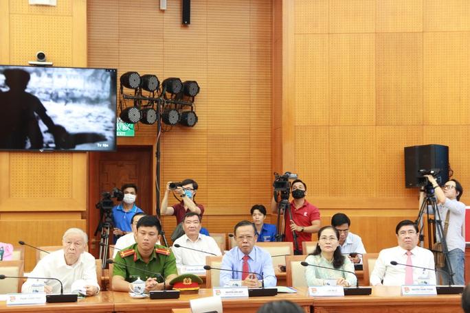 Bí thư Nguyễn Văn Nên muốn tuổi trẻ TP HCM khởi nghiệp mạnh mẽ hơn - Ảnh 13.