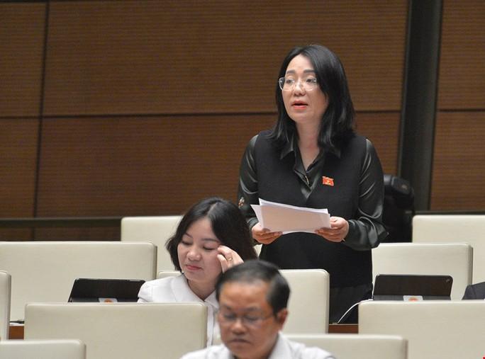 ĐBQH Phạm Thị Minh Hiền: Đừng để cử tri chờ từ nhiệm kỳ này sang nhiệm kỳ khác - Ảnh 1.
