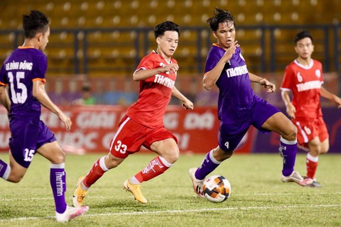 HLV Huỳnh Kesley chia sẻ sau thất bại trong lần đầu dự Giải U19 quốc gia - Ảnh 4.