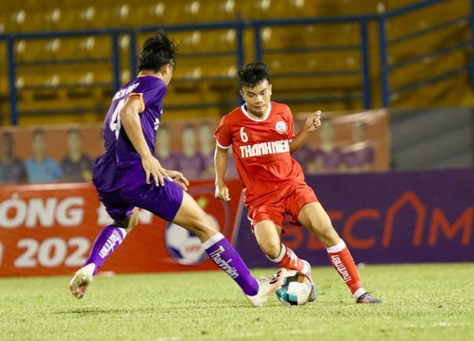 HLV Huỳnh Kesley chia sẻ sau thất bại trong lần đầu dự Giải U19 quốc gia - Ảnh 3.