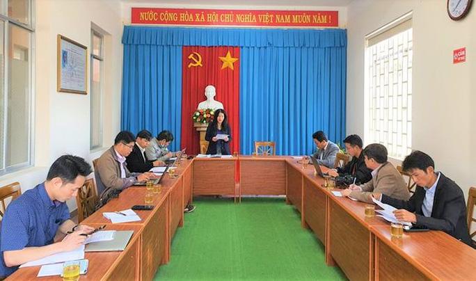 Chủ tịch UBND 2 phường của TP Đà Lạt sử dụng chất kích thích - Ảnh 1.
