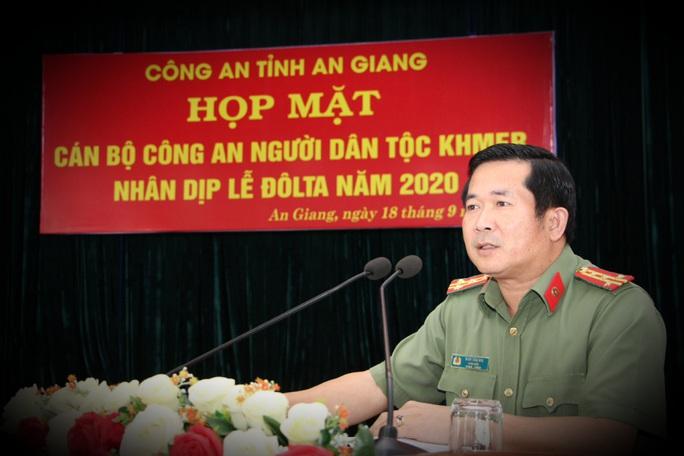 Giám đốc Công an An Giang nói về 3 chiến dịch lớn - Ảnh 1.