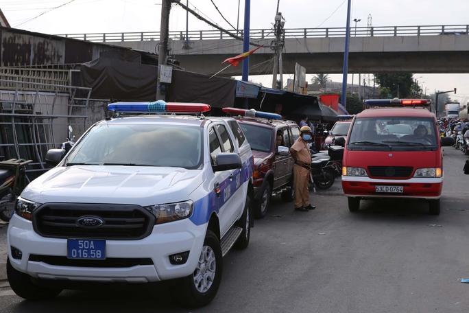 Ban Giám đốc Công an TP HCM yêu cầu nhanh chóng làm rõ vụ cháy 6 người tử vong - Ảnh 1.