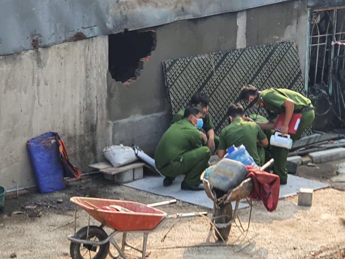 Ban Giám đốc Công an TP HCM yêu cầu nhanh chóng làm rõ vụ cháy 6 người tử vong - Ảnh 2.