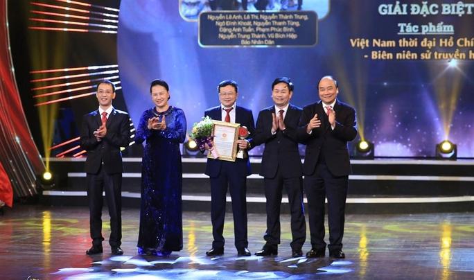 Giải báo chí Búa liềm vàng 2021 thêm nhiều giải thưởng, giải đặc biệt 300 triệu đồng - Ảnh 1.