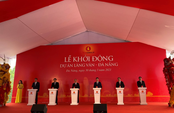 Đà Nẵng: Khởi động lại siêu dự án Làng Vân với tổng vốn đầu tư 35.000 tỉ - Ảnh 1.