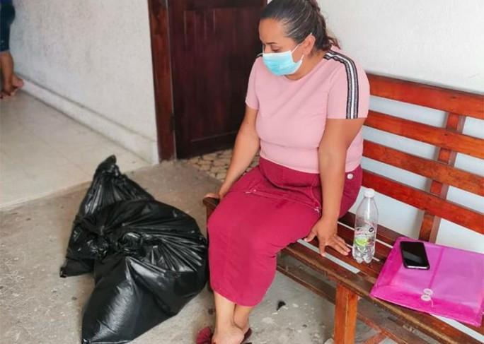 Con trai mất tích ở Mexico, gia đình chết lặng nhận túi ni-lông đen - Ảnh 1.