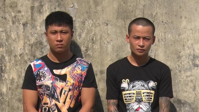 CLIP: Tóm 2 đối tượng hoạt động tín dụng đen ở Phú Quốc - Ảnh 2.