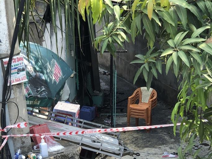 Cận cảnh hiện trường vụ cháy 6 người chết ở TP Thủ Đức - Ảnh 2.
