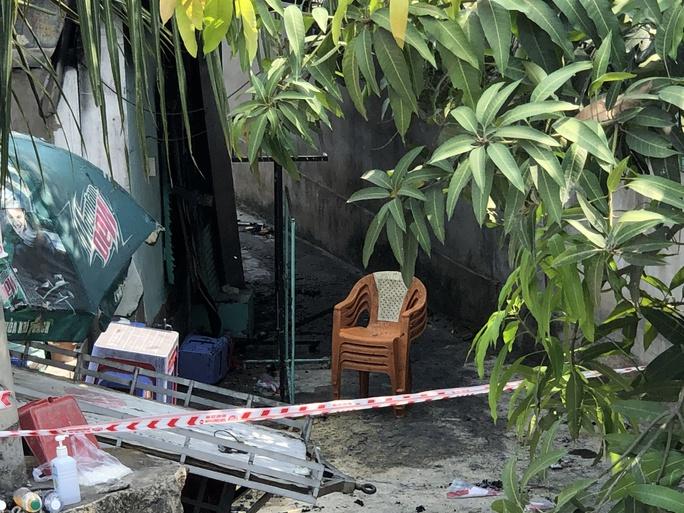 Cận cảnh hiện trường vụ cháy 6 người chết ở TP Thủ Đức - Ảnh 3.