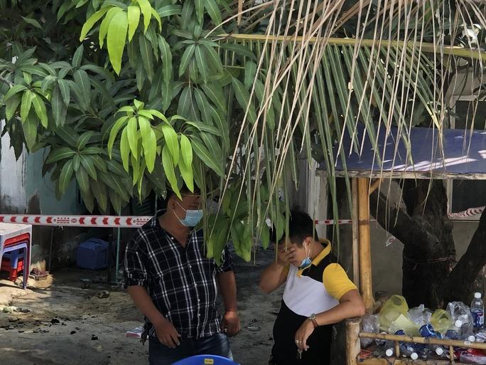 Cận cảnh hiện trường vụ cháy 6 người chết ở TP Thủ Đức - Ảnh 5.