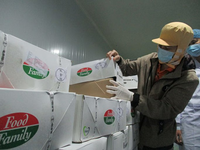 Thịt heo nhập khẩu tăng gần 400% - Ảnh 1.