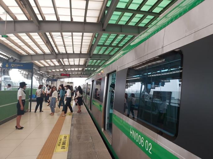 Clip: Chuẩn bị bàn giao đường sắt Cát Linh - Hà Đông cho Hà Nội để vận hành, khai thác - Ảnh 3.