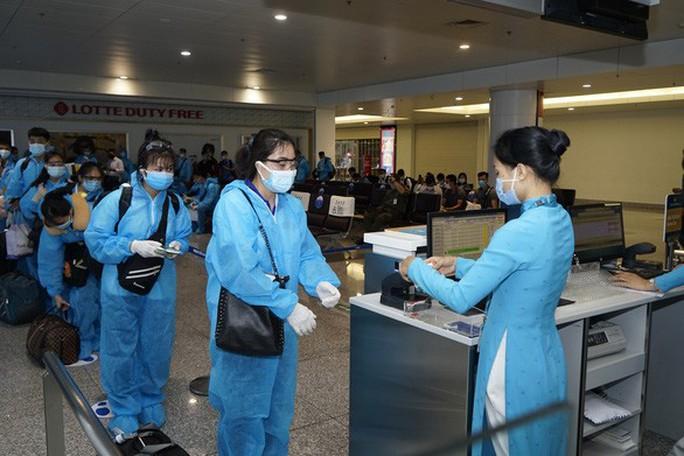 Đồng loạt mở lại một số đường bay quốc tế từ 1-4 - Ảnh 1.