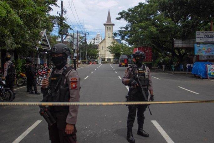 Indonesia căng thẳng trước lễ Phục sinh - Ảnh 1.