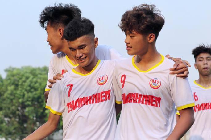 Lứa đàn em Công Phượng thắng áp đảo trong trận ra quân VCK U19 quốc gia 2021 - Ảnh 3.