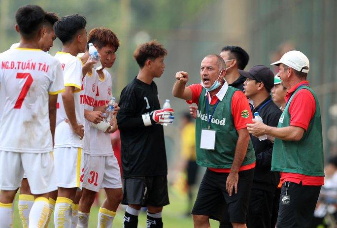 Lứa đàn em Công Phượng thắng áp đảo trong trận ra quân VCK U19 quốc gia 2021 - Ảnh 2.
