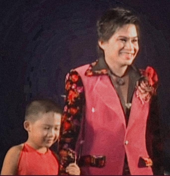 Con trai cố nghệ sĩ Chinh Nhân viết lời yêu thương trong dịp sinh nhật cha - Ảnh 2.