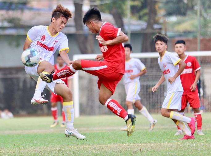 Lứa đàn em Công Phượng thắng áp đảo trong trận ra quân VCK U19 quốc gia 2021 - Ảnh 1.