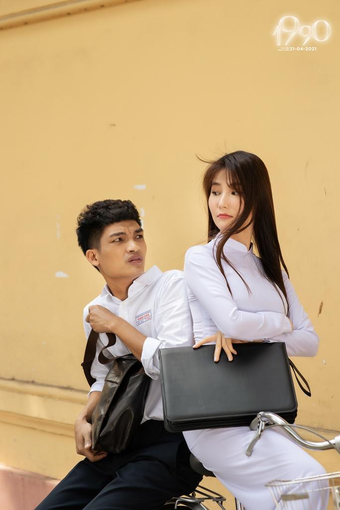 Diễm My 9X, Nhã Phương, Lan Ngọc sánh đôi Mạc Văn Khoa, Quang Tuấn, Hải Nam - Ảnh 1.