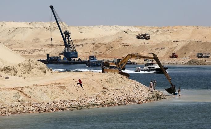 Dậy sóng từ kênh đào Suez - Ảnh 3.