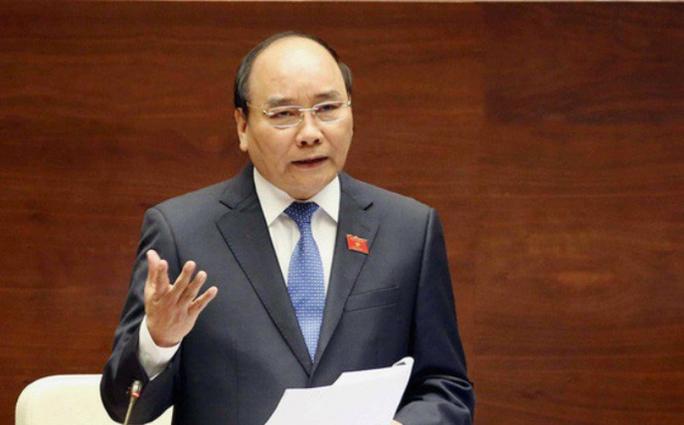 Trình miễn nhiệm Chủ tịch nước đối với ông Nguyễn Phú Trọng - Ảnh 1.