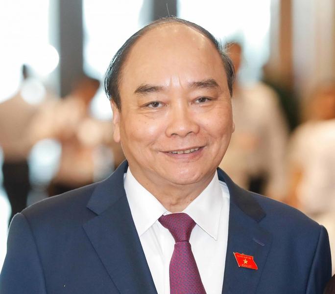 Chủ tịch nước trình Quốc hội miễn nhiệm Thủ tướng Nguyễn Xuân Phúc - Ảnh 2.