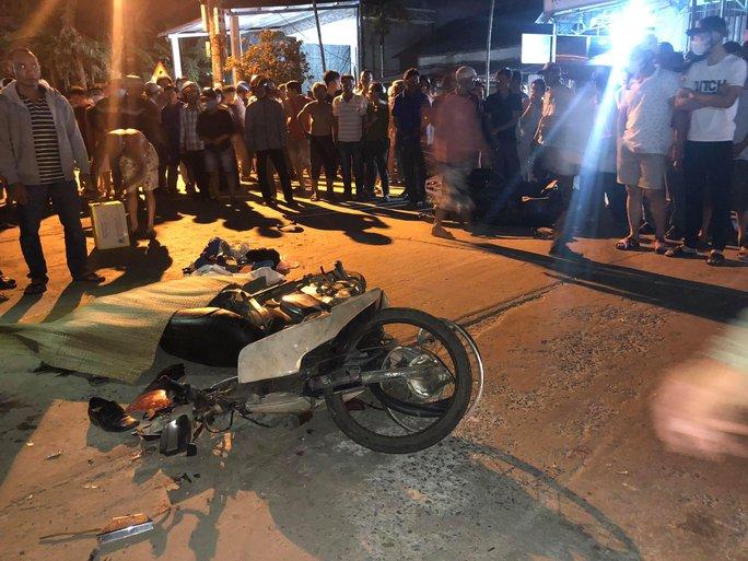Nhậu xỉn lái ôtô tông 7 người thương vong ở Quảng Nam: Bắt giam tài xế - Ảnh 1.