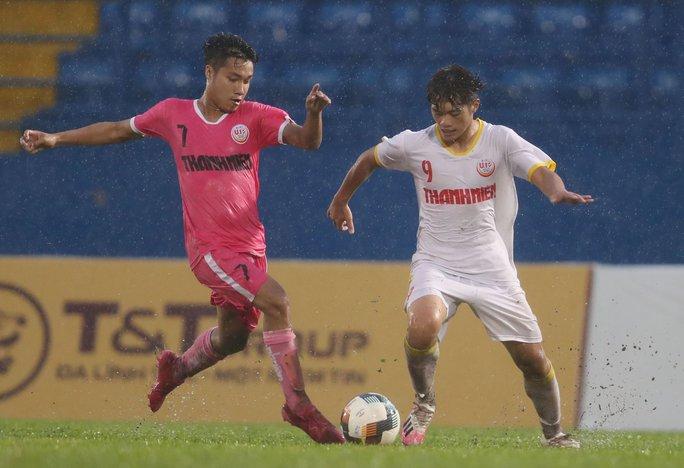 Quốc Việt tỏa sáng, giúp Học Viện NutiFood vào bán kết Giải U19 quốc gia - Ảnh 1.