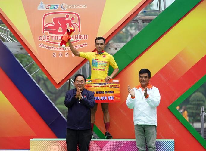 Cúp Truyền hình TP HCM: Loic Desriac khẳng định sức mạnh ở vòng đua tốc độ - Ảnh 7.