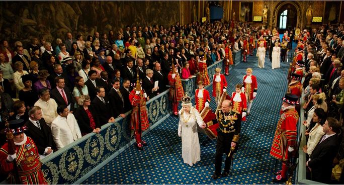 Tang lễ khác biệt của Hoàng thân Philip - Ảnh 8.
