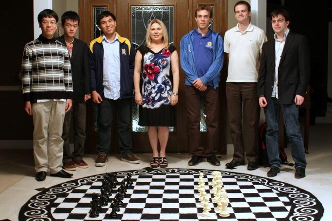 Lê Quang Liêm được bổ nhiệm HLV trưởng đội cờ vua Đại học Webster - Ảnh 3.