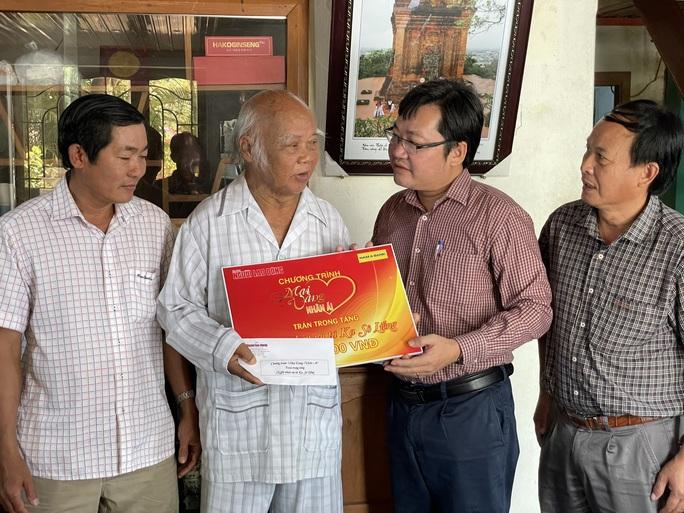Mai Vàng nhân ái đến với Nghệ nhân ưu tú Ka Sô Liễng - Ảnh 3.