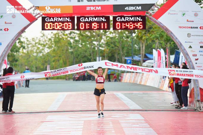 TP HCM quảng bá du lịch qua Giải Marathon quốc tế - Ảnh 6.